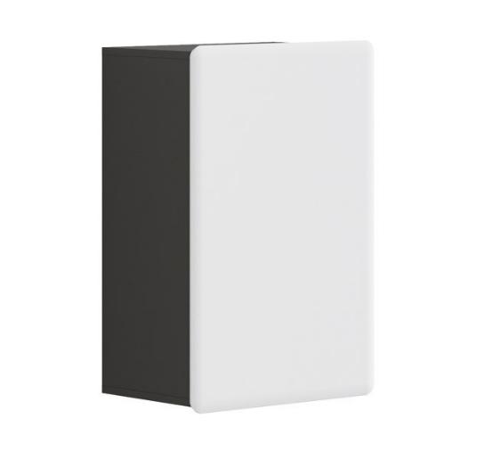 Závesná skrinka Possi light SFW1D/8/5 L   Farba: šedý wolfram