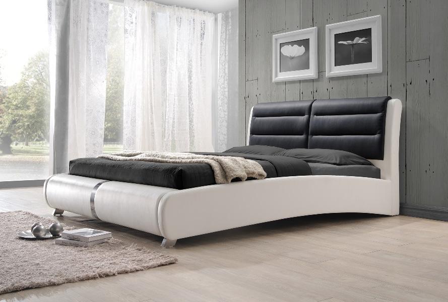 Čalúnená posteľ VERDE 180