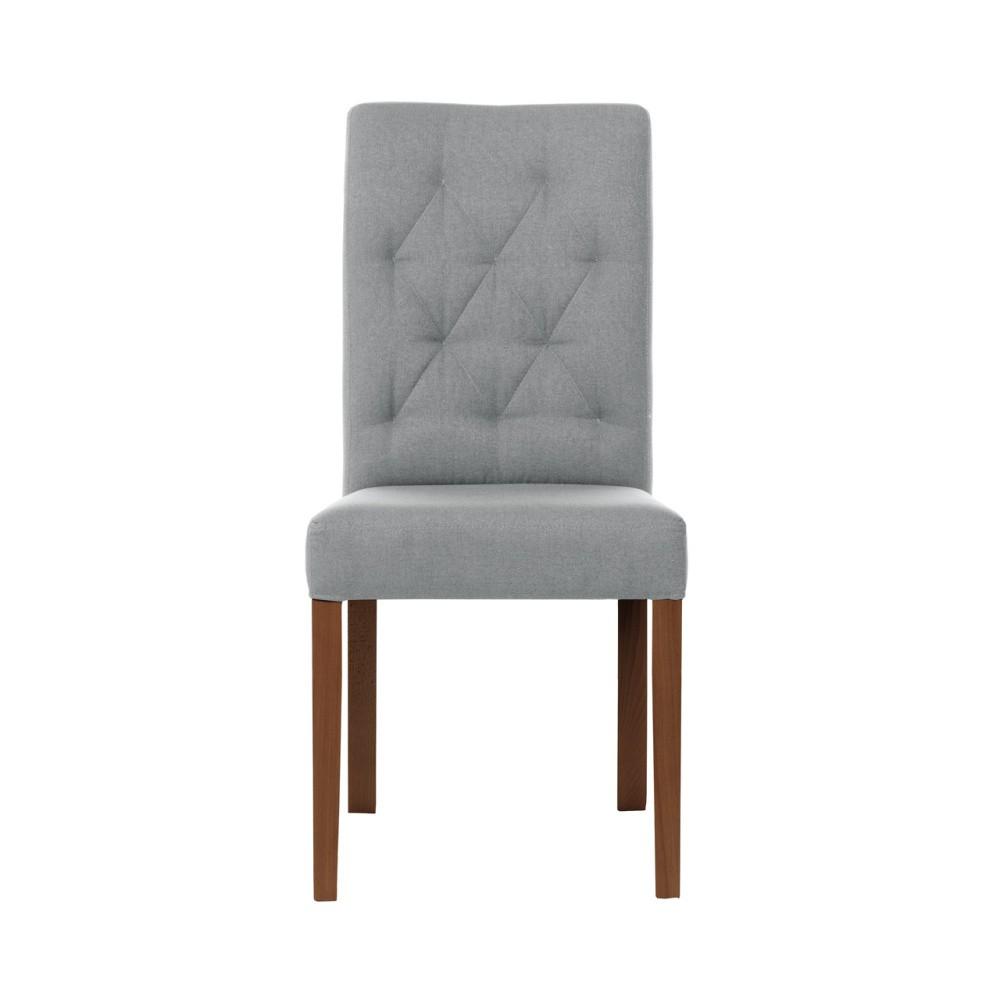 Svetlosivá stolička Rodier Alepine