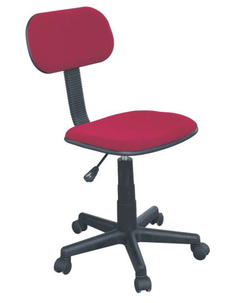 Detská stolička TC3-802P červená
