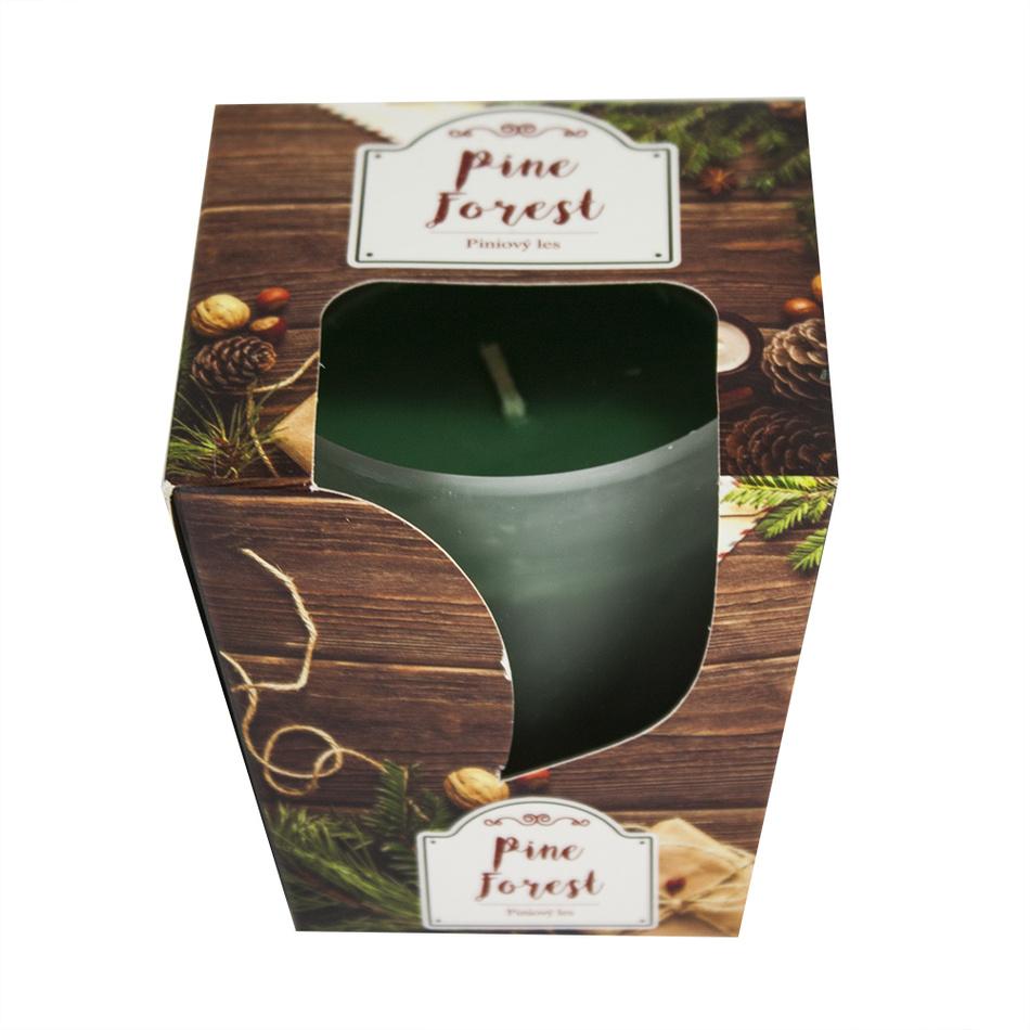 Vonná sviečka Pine Forest, 100 g