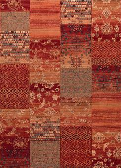 Osta carpets Koberec Kashqai 4327 300 červený 67x130cm