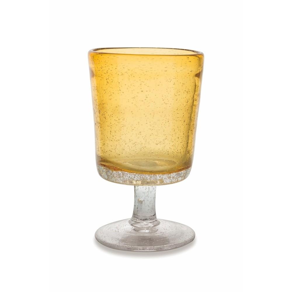 Žltý pohár Villa d'Este Malibu Calice