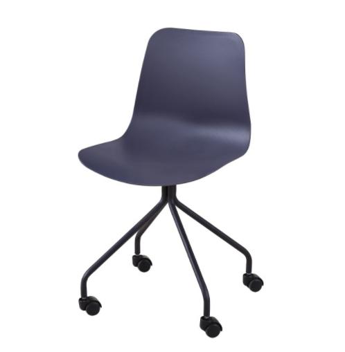 Kancelárska stolička Danela   Farba: tmavosivá