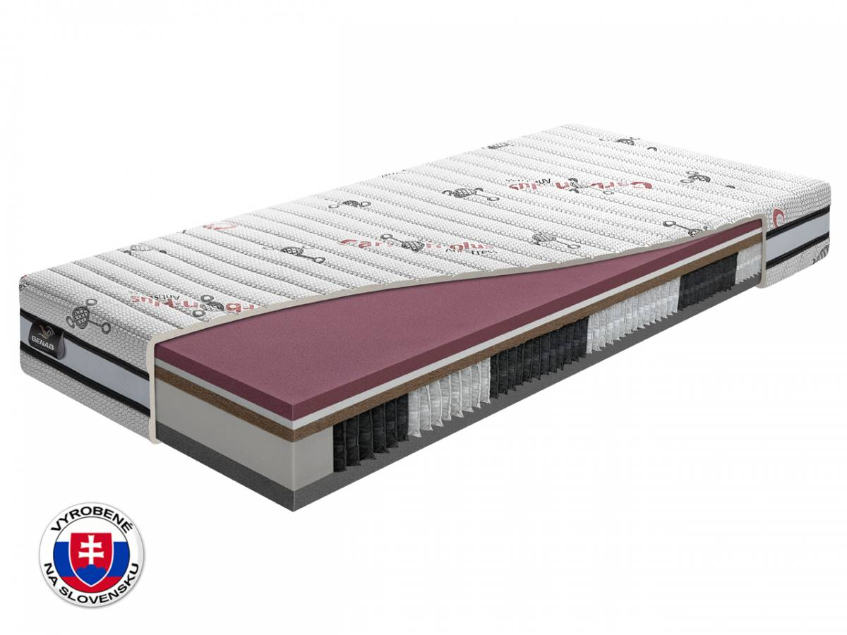 Taštičkový matrac Benab Cosmonova S2000 200x80 cm (T4/T3)