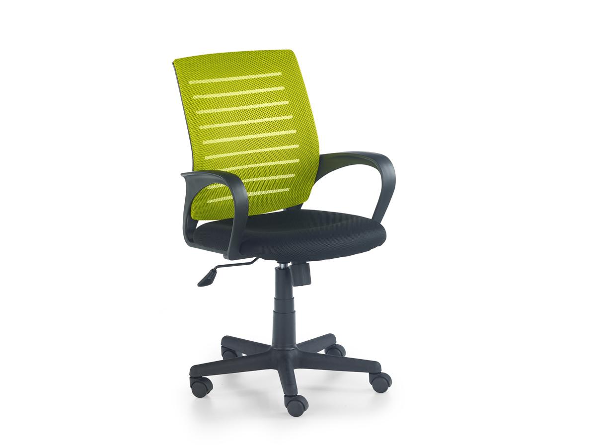 Kancelárska stolička Santana (zelená + čierna)