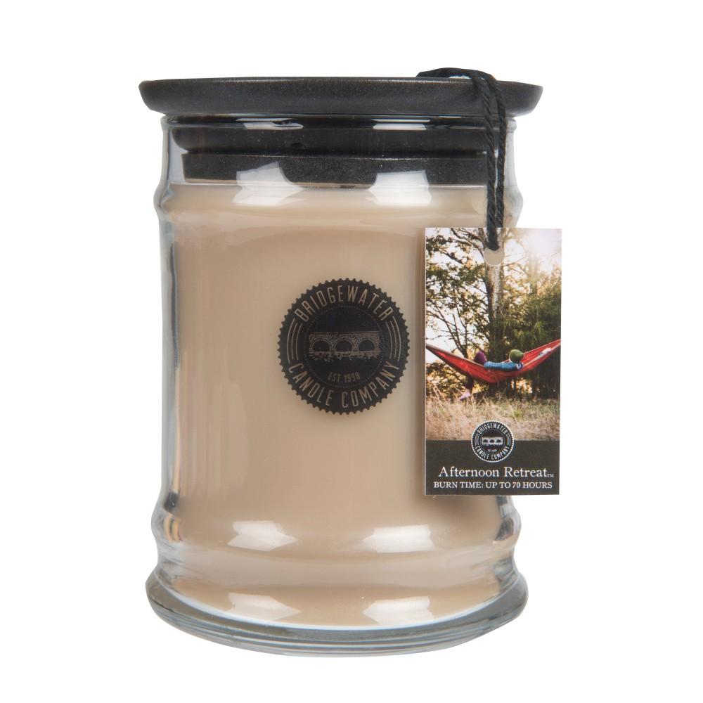 Vonná sviečka v sklenenej dóze Bridgewater Candle Company Retreat