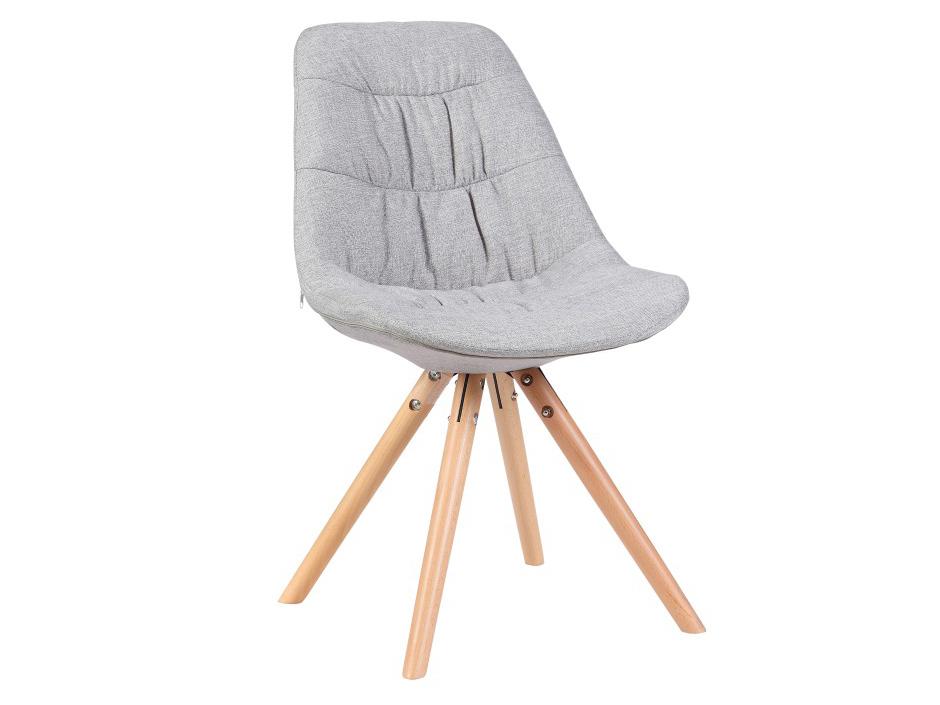 Jedálenská stolička Rege (sivá)