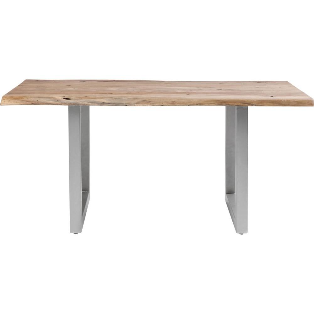 Jedálenský stôl s doskou z akáciového dreva Kare Design Nature, 160 x 80 cm