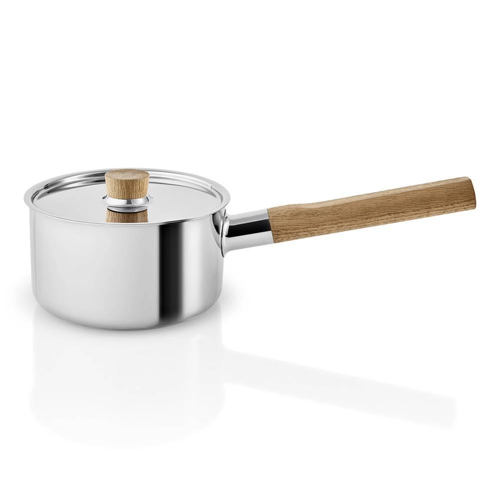 Rajnica na omáčku s pokrievkou Nordic kitchen oceľ 1,5 l