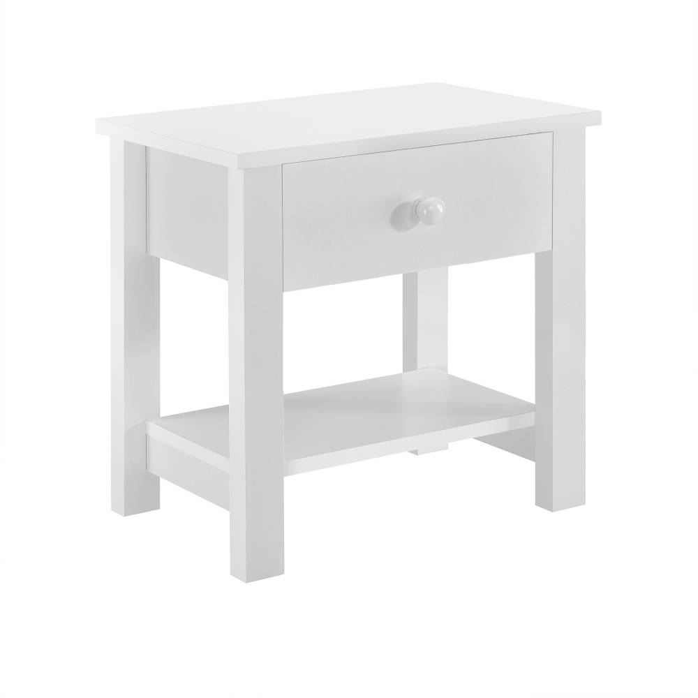 [en.casa]® Noční stolík AASB-7001