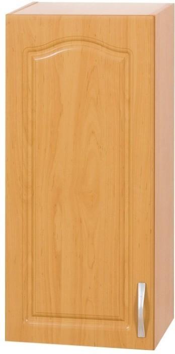 Kuchynská skrinka, horná, ľavá, jelša, LORA MDF W40S/720