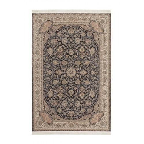 Kusový koberec Ghom 601 Black