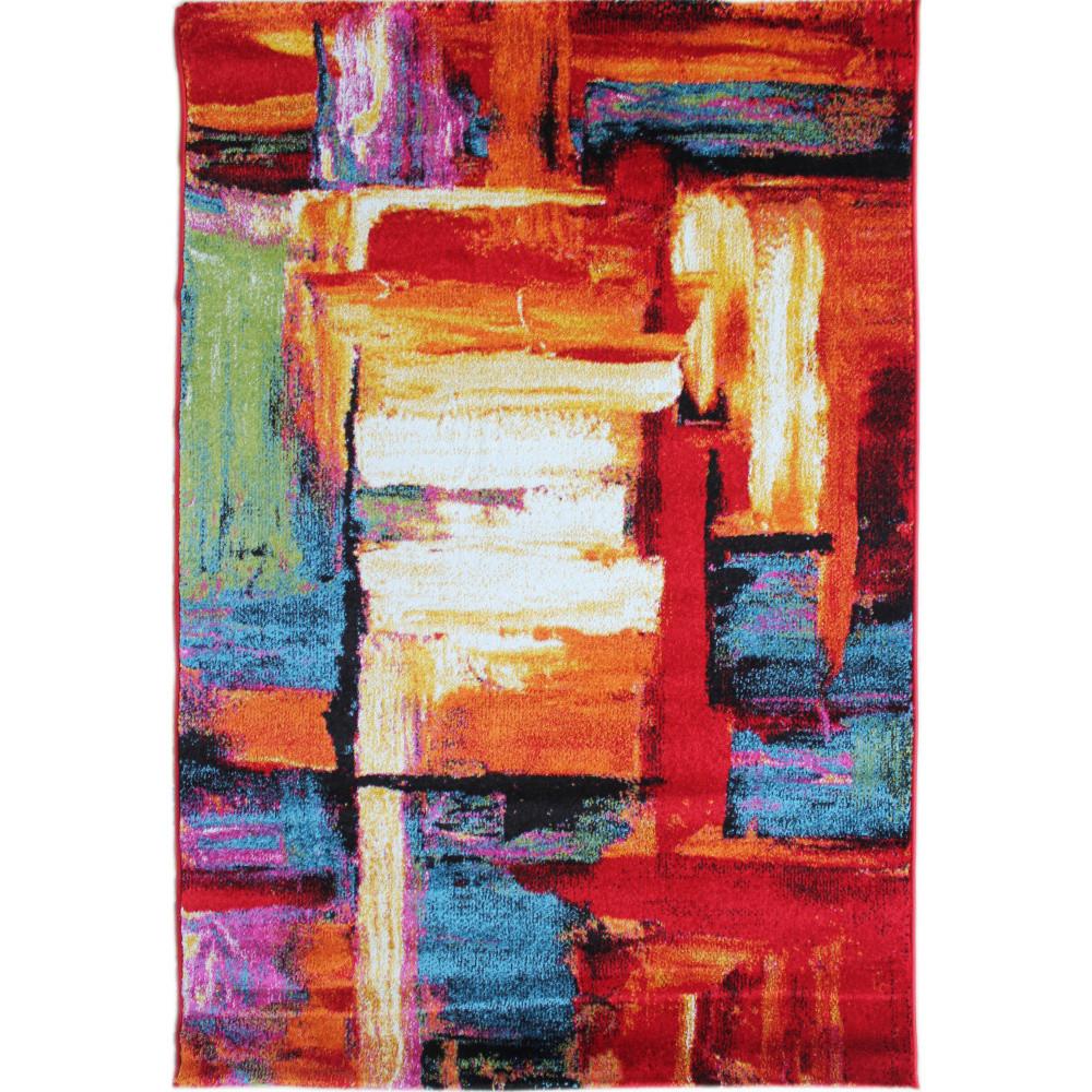 Koberec Eko Rugs Dada Multicolor,80x150cm
