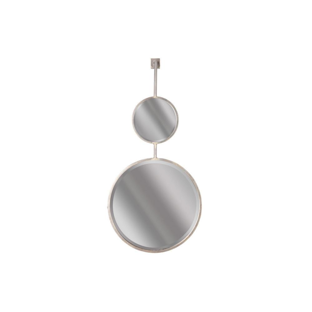 Dvojité nástenné zrkadlo De Eekhoorn Chain XL