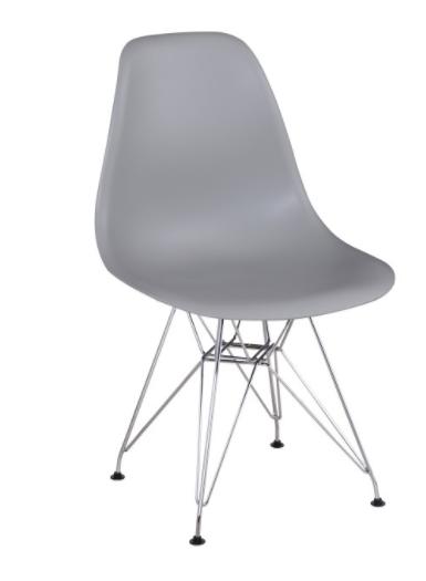 Jedálenská stolička Anisa New   Farba: Sivá