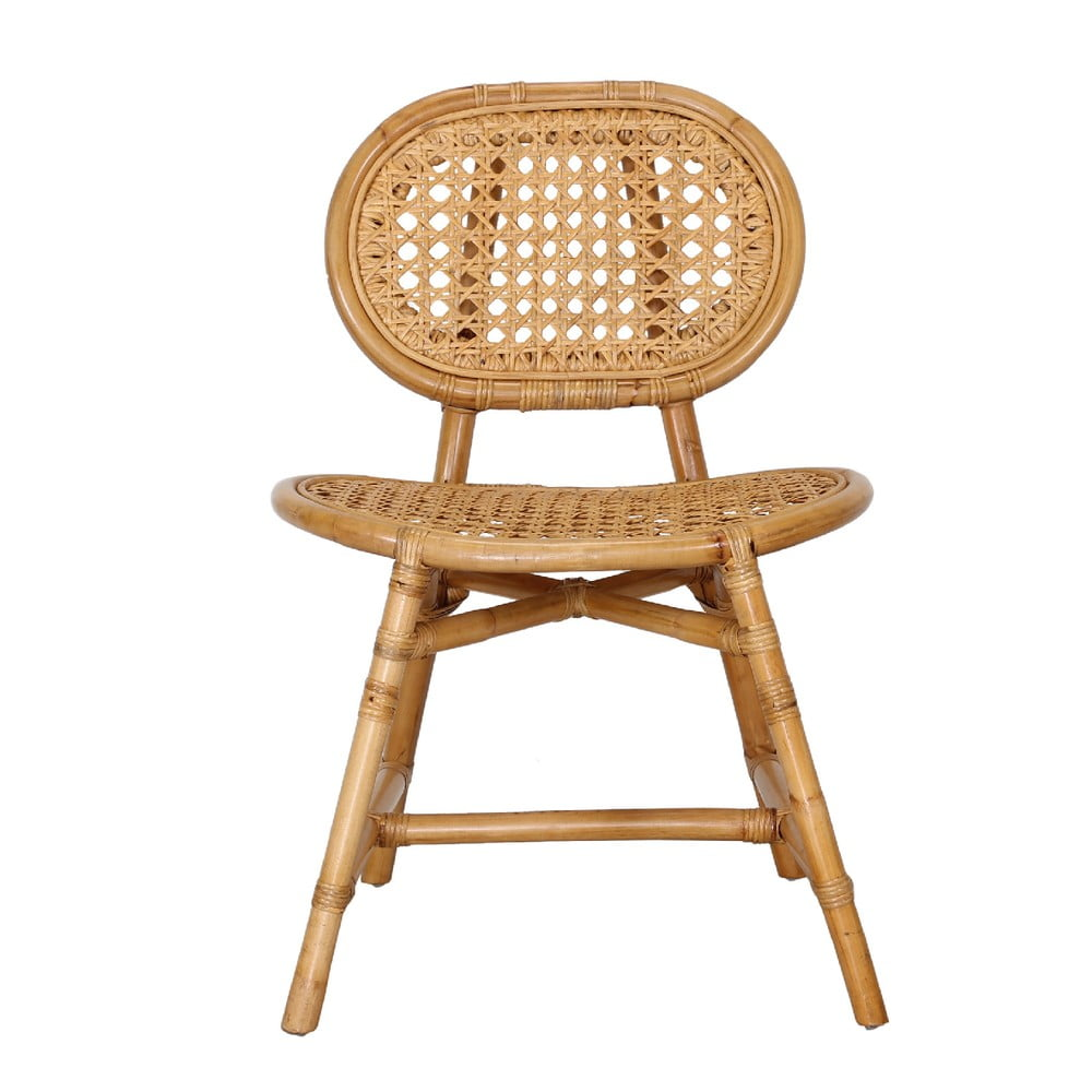Ratanová jedálenská stolička WOOX LIVING Bistro