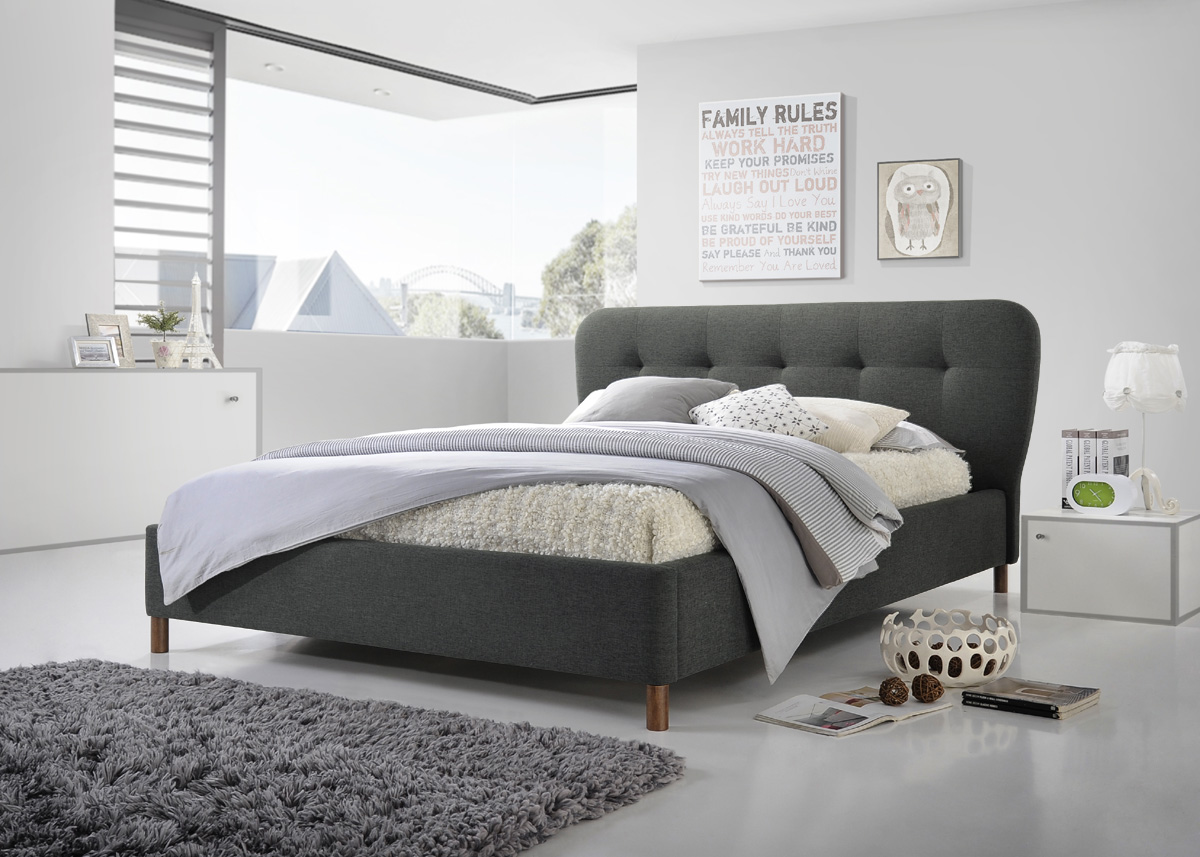 Čalúnená posteľ VALENCIA 160