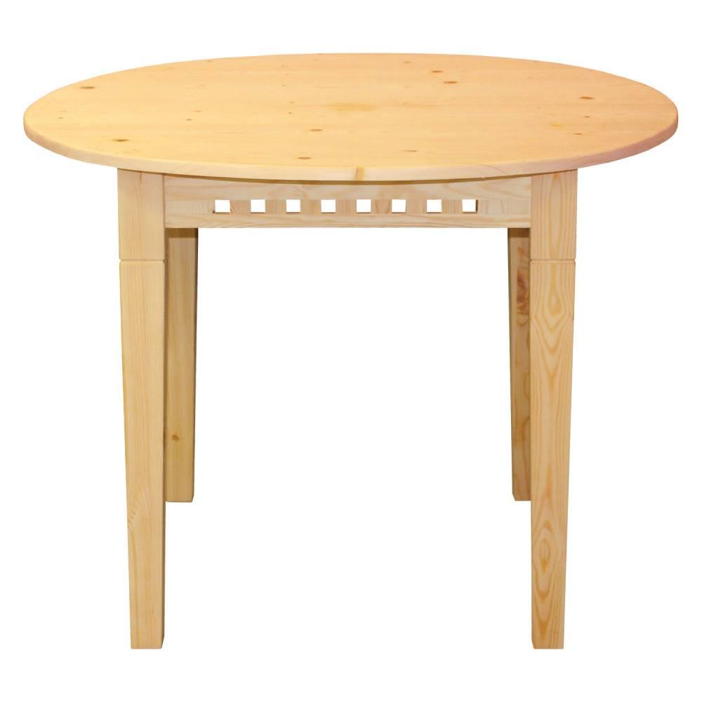 Jedálenský stôl okrúhly 8224R