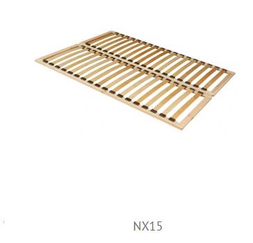 Manželská posteľ Julietta JLTL142   Prevedenie: rošt NX15