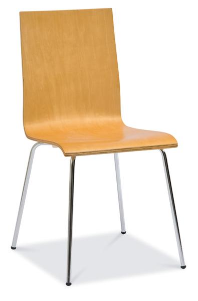 WK-14 stolička, buk