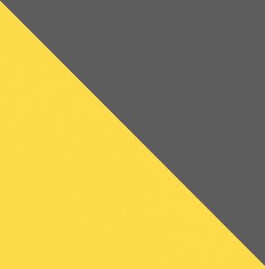 Šatníková skriňa CUBICO CU20   Farba: antracit/žltá