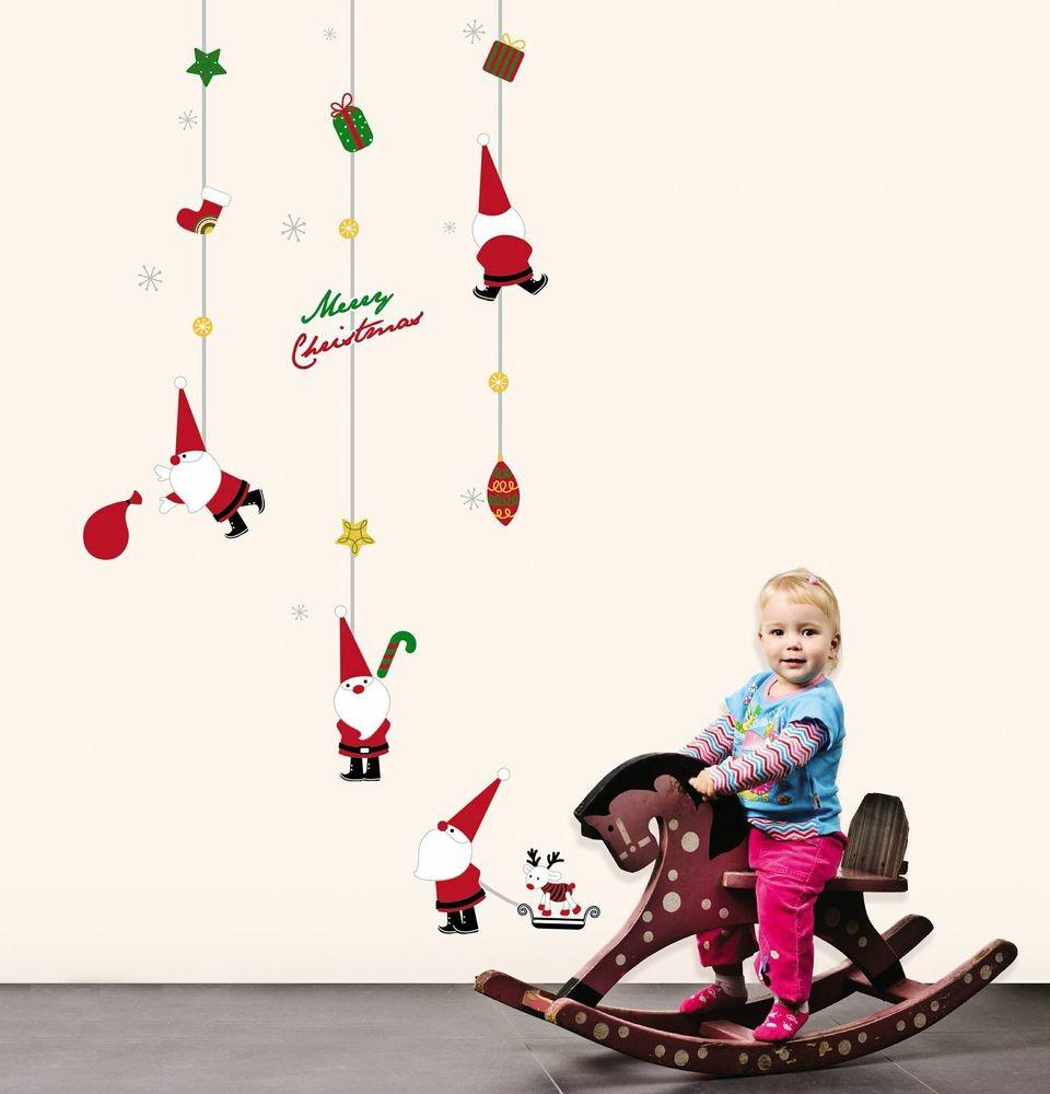 Samolepka Fanastick Fathers Christmas Toys