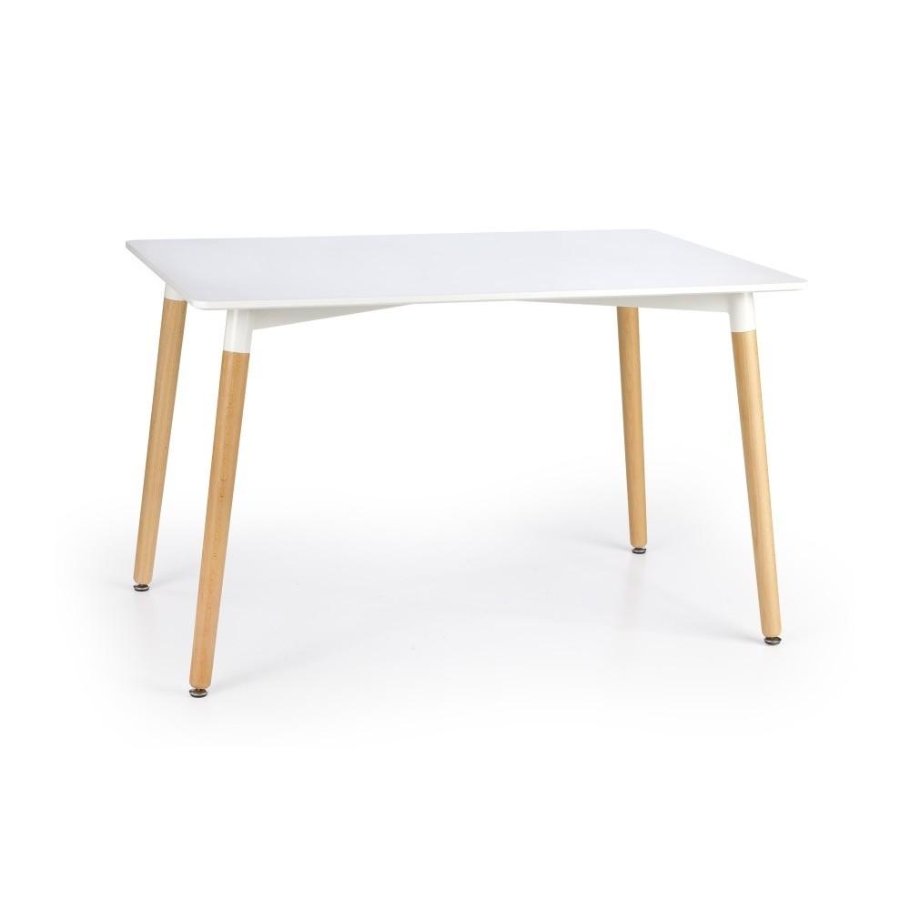 Jedálenský stôl Halmar Socrates, 120 x 80 cm