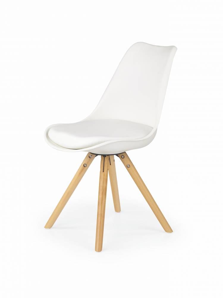 Jedálenská stolička K201 (biela)