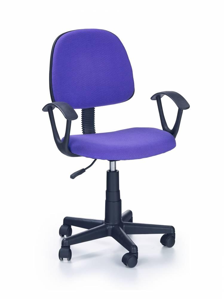 Detská stolička DARIAN BIS fialová