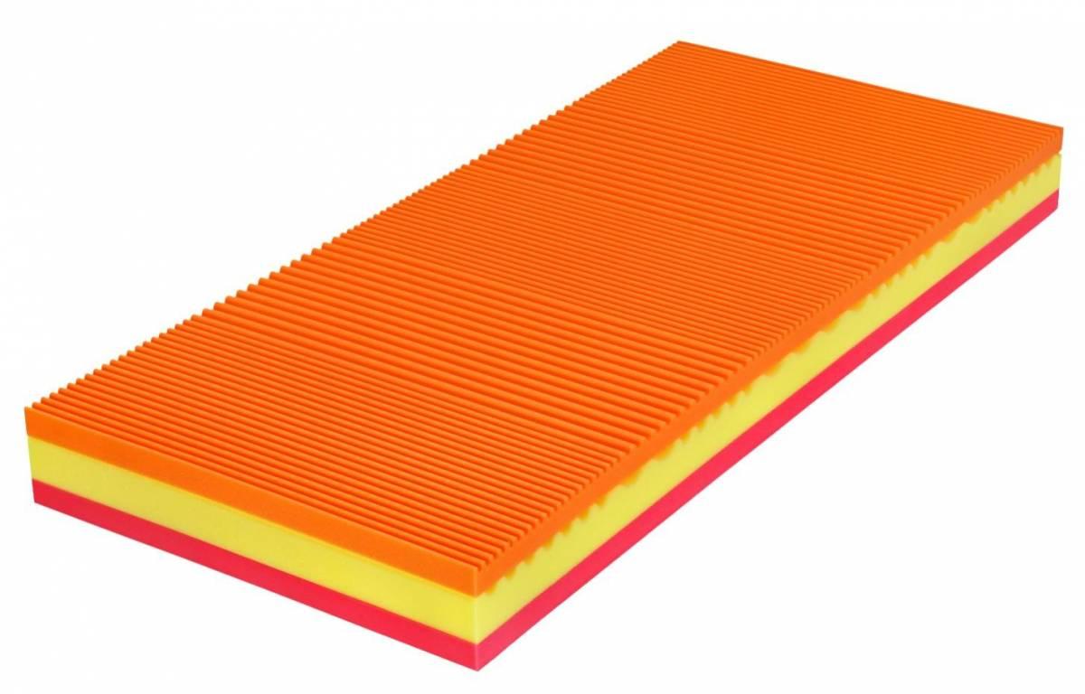 PreSpánok Lord II - sendvičový matrac zo studenej peny matrac 90x200 cm