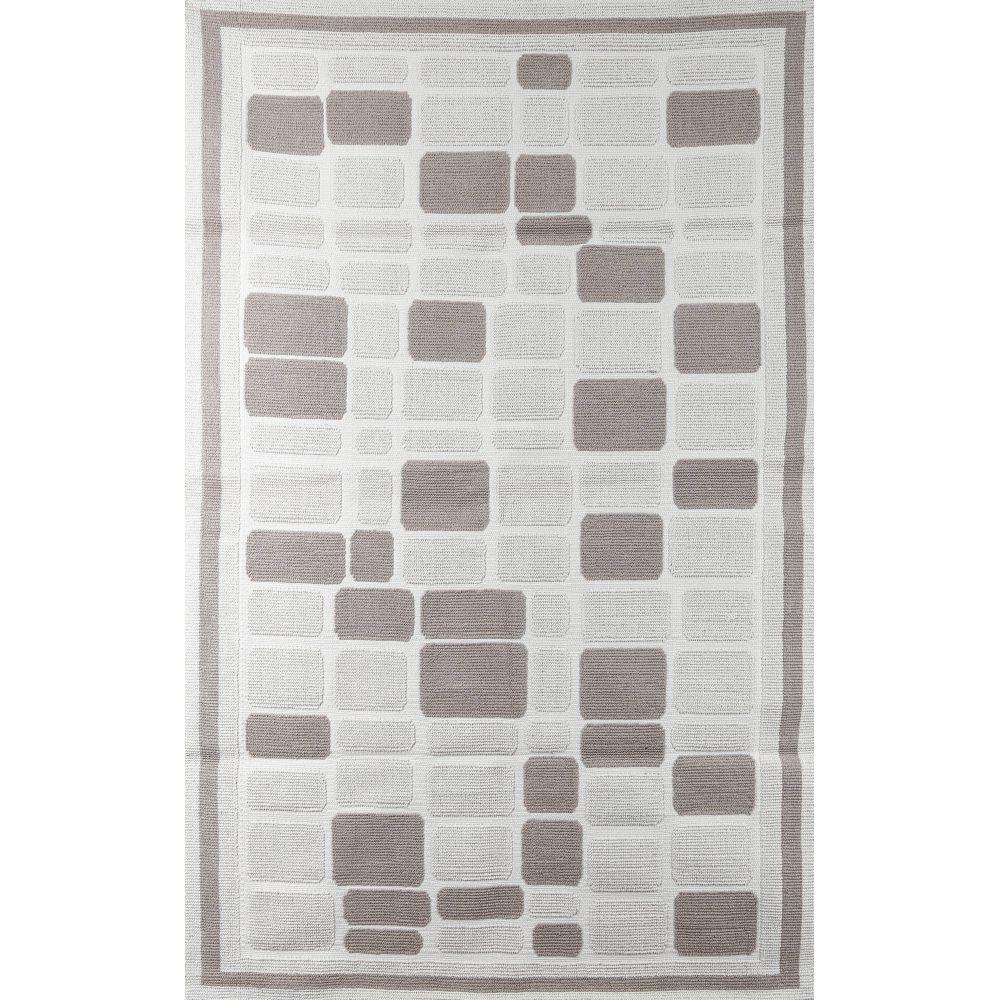 Koberec Cream Tiles, 80x150 cm