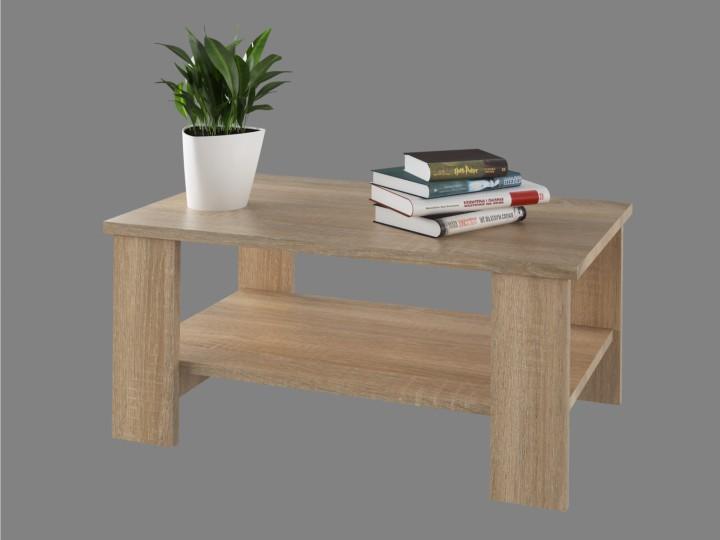 Konferenčný stolík Bernardo (dub sonoma)