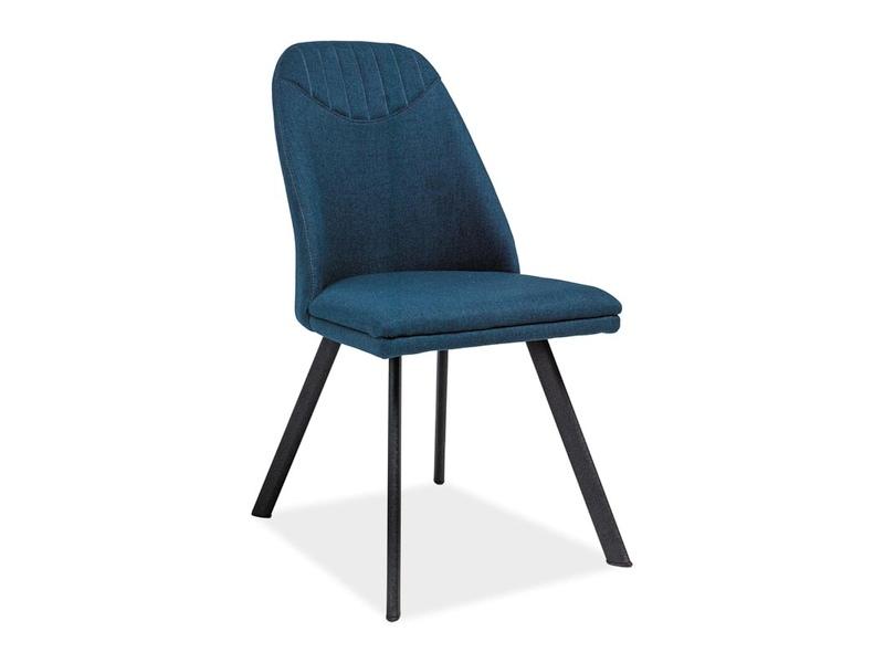 PICASSO jedálenská stolička, tmavomodrá