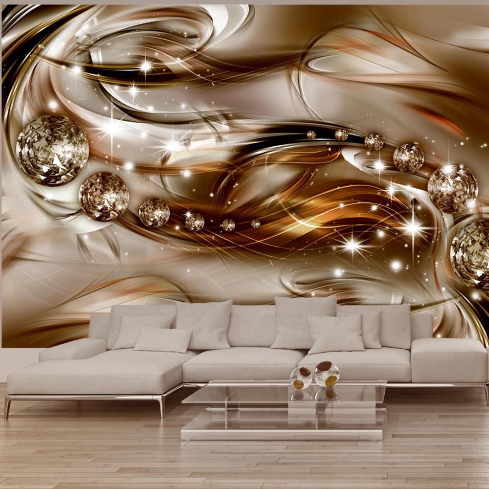 Veľkoformátová tapeta Bimago Chocolate, 300x210 cm
