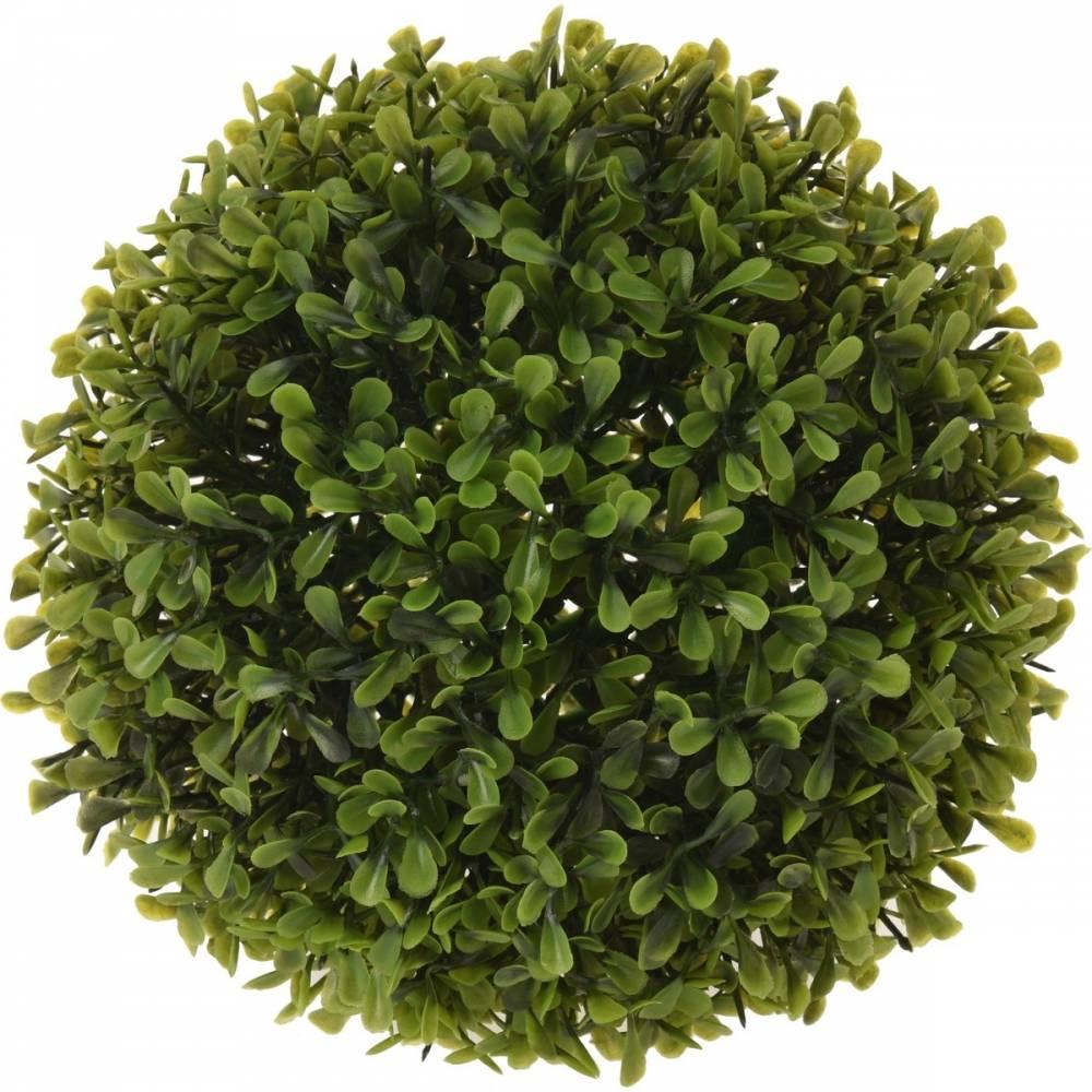 Umelý buxus zelená, pr.18 cm