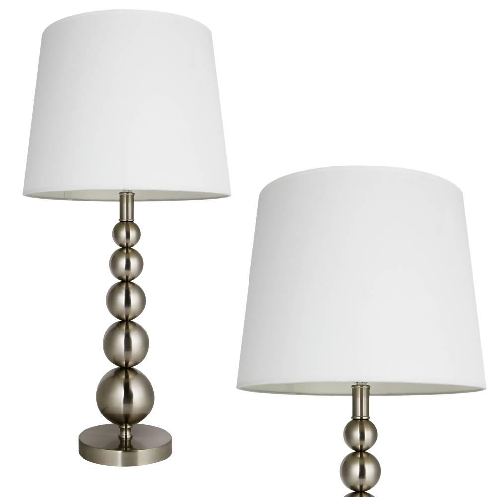 [lux.pro]® Elegantná stolová lampa – nočná lampa - Toronto / 1 x E27