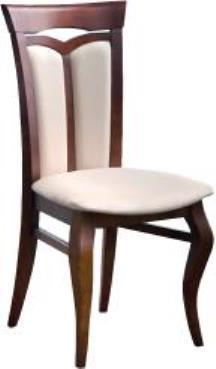 TARANKO MILANO MI-STOLICKA jedálenská stolička - mahagón