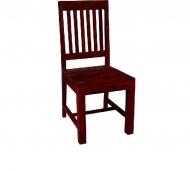 Furniture nábytok  Masívna stolička z Palisanderu  Dáráb  45x45x100 cm