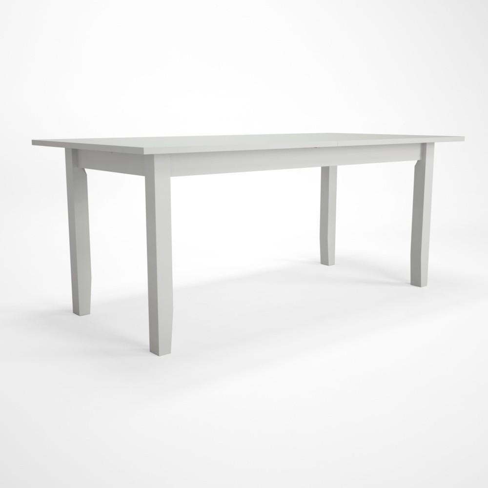 Jedálenský stôl z dubového dreva Artemob Lass