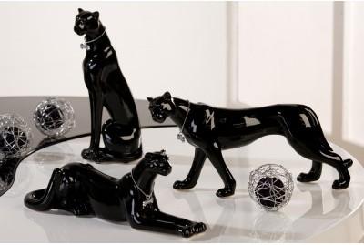 Figúrka LEO - čierna