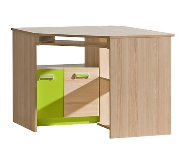 Rohový písací stôl LIMO L11