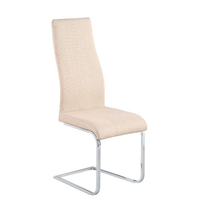 Jedálenská stolička Amina (béžová)