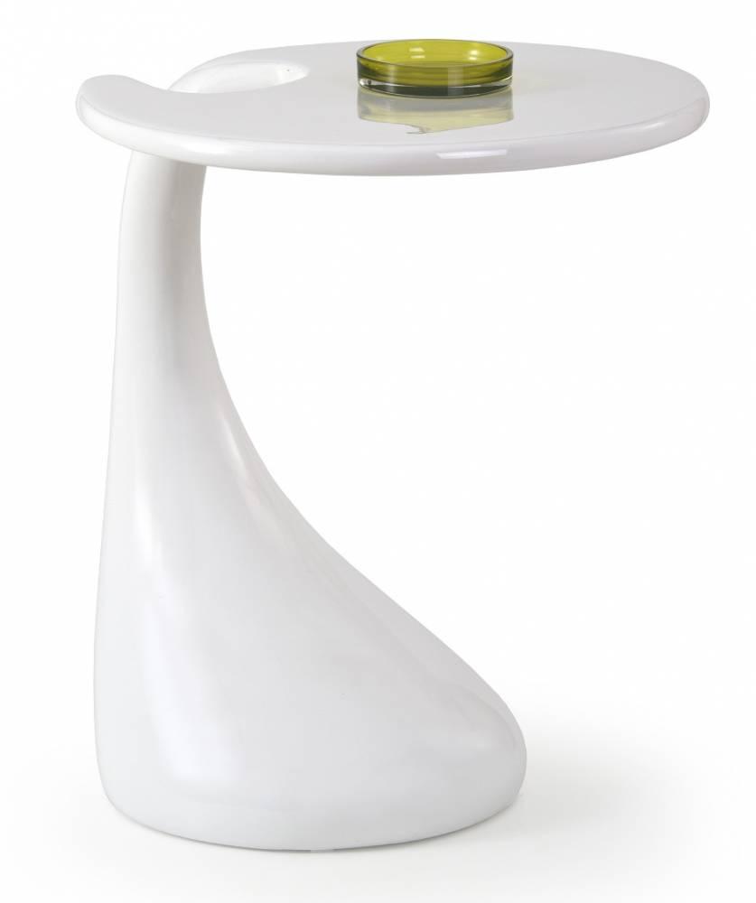 Konferenčný stolík Viva biela