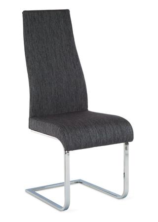 Jedálenská stolička AC-1817 BK2