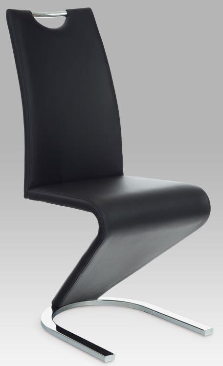 Jedálenská stolička HC-790 BK