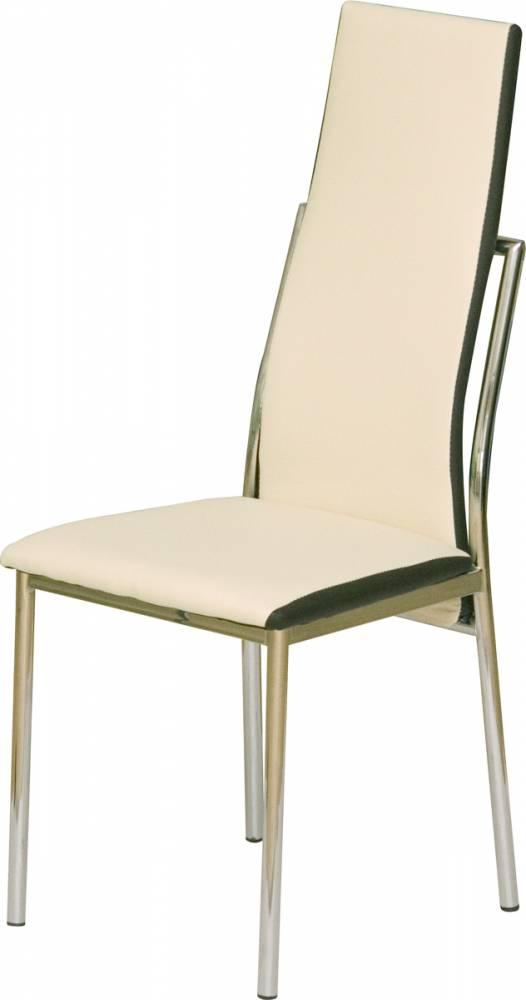 Jedálenská stolička Zora béžová