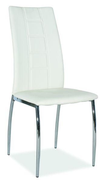 Jedálenská stolička H-880 biela