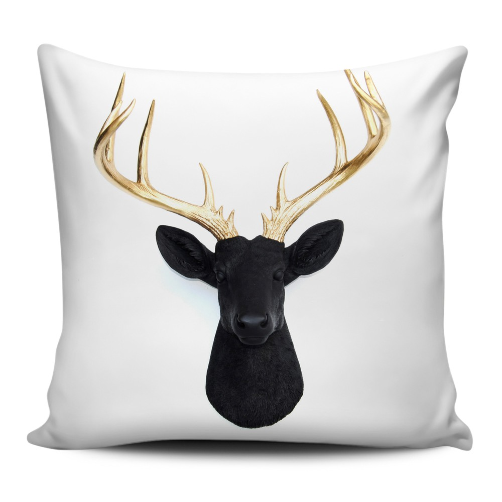 Obliečka na vankúš Christmas Deer 6, 45 x 45 cm