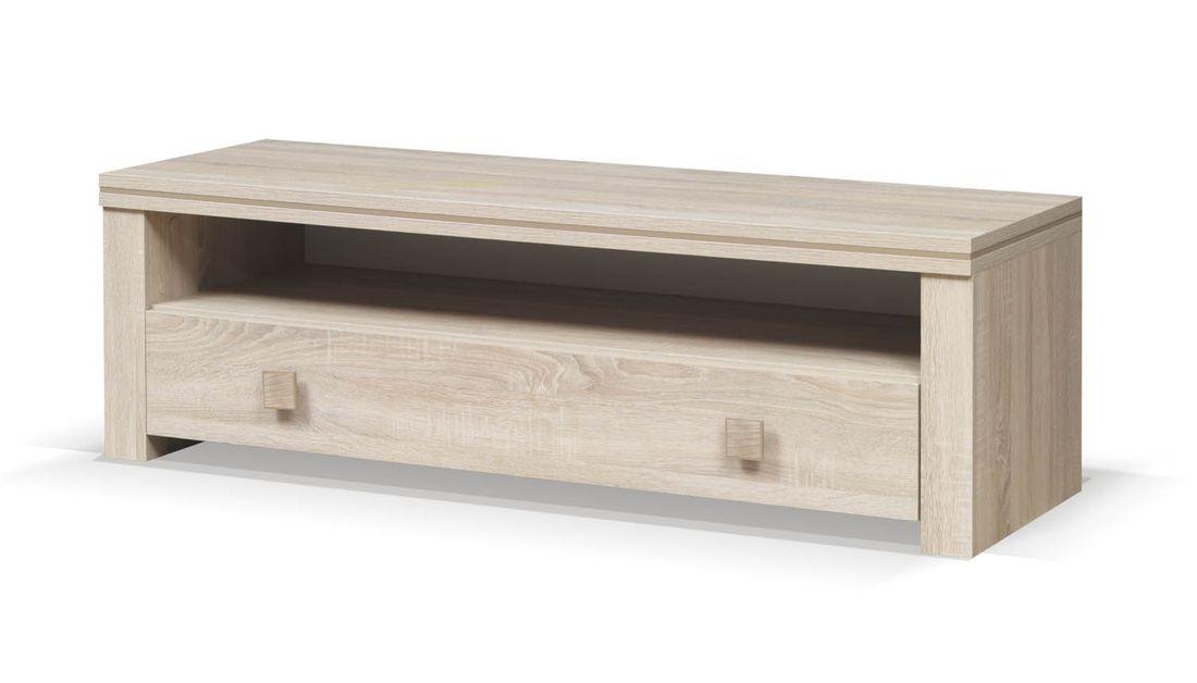 Televízny stolík WINNER 150, 47x150x50 cm, dub sonoma
